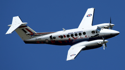 ZK460 - Beechcraft B200GT Super King Air - United Kingdom - Royal Air Force (RAF)