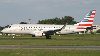 A picture of N276NN - Embraer E175LR - American Airlines - © Shawn Coons
