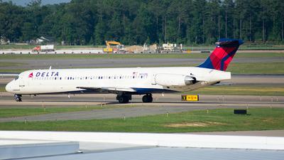 N992DL - McDonnell Douglas MD-88 - Delta Air Lines