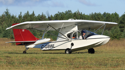C-GBWL - Progressive Aerodyne SeaRey - Private
