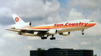 N151SY - McDonnell Douglas DC-10-15 - Sun Country Airlines