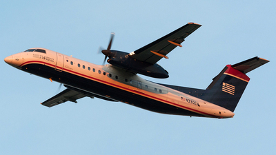 N330EN - Bombardier Dash 8-311 - US Airways Express (Piedmont Airlines)