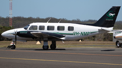 VH-NMP - Piper PA-31-350 Chieftain - Eastern Air Services