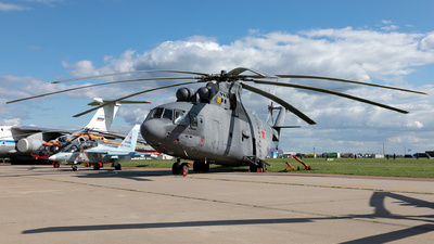 RF-95568 - Mil Mi-26 Halo - Russia - Air Force