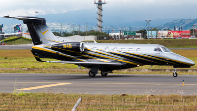 A picture of N4B - Embraer Phenom 300 - [50500347] - © Alfredo La Red