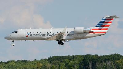 N428AW - Bombardier CRJ-200ER - American Eagle (Air Wisconsin)