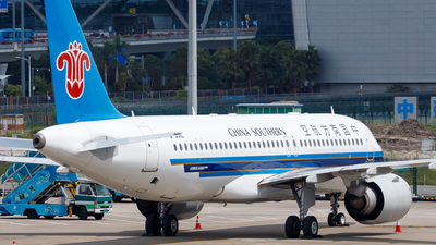 A picture of B301L - Airbus A320251N - China Southern Airlines - © H.C.