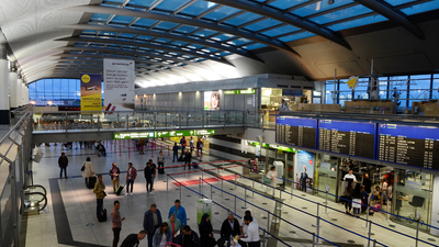 EDLW - Airport - Terminal
