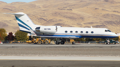 N572MS - Gulfstream G-IV(SP) - Private
