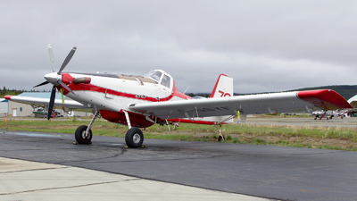 A picture of CGSYF - Air Tractor AT802AF - Conair - © Sandra