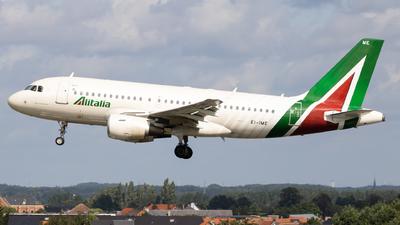 A picture of EIIME - Airbus A319112 - Italia Trasporto Aereo - © Jeremy De Winter