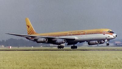 PH-DEM - Douglas DC-8-63 - Surinam Airways