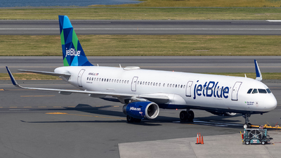 A picture of N946JL - Airbus A321231 - JetBlue Airways - © Azillion 737