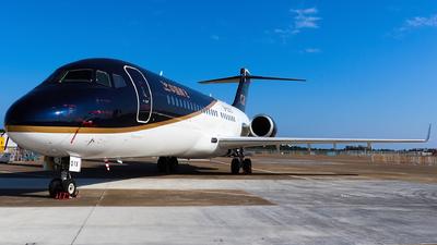 B-001X - COMAC ARJ21-700 - COMAC