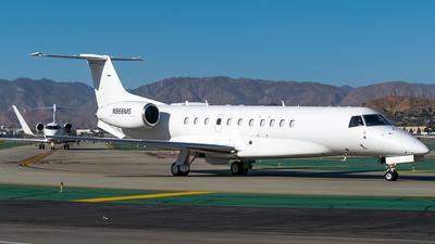 N866MS - Embraer ERJ-135BJ Legacy 650 - MinSheng International Jet