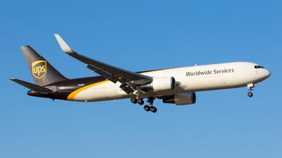 N308UP - Boeing 767-34AF(ER) - United Parcel Service (UPS)