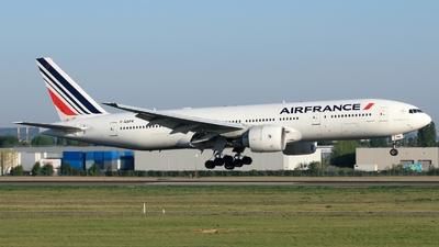 F-GSPN - Boeing 777-228(ER) - Air France