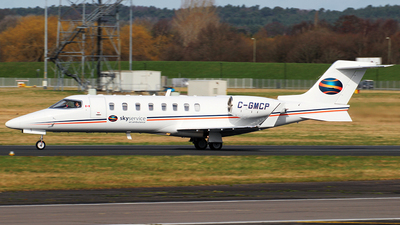 C-GMCP - Bombardier Learjet 45 - Skyservice Business Aviation