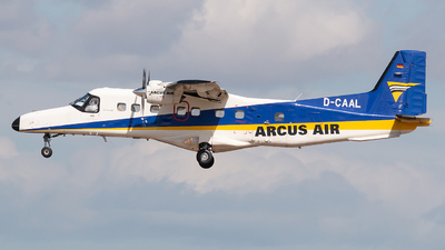 D-CAAL - Dornier Do-228-202K - Arcus-Air