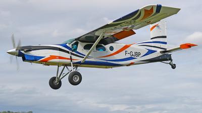 F-GJBP - Pilatus PC-6/B2-H4 Turbo Porter - Private