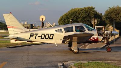 PT-DOO - Piper PA-28R-200 Cherokee Arrow - Private