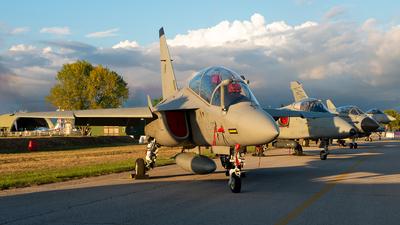 MM55153 - Alenia Aermacchi T-346A - Italy - Air Force