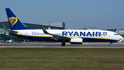 SP-RSX - Boeing 737-8AS - Ryanair Sun