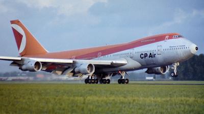 C-FCRB - Boeing 747-217B - CP Air