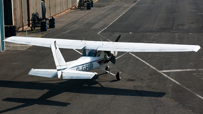 G-GFIB - Reims-Cessna F152 - Private