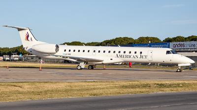 LV-HVE - Embraer ERJ-145LR - American Jet