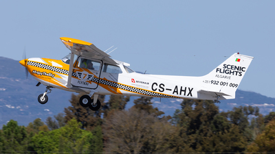 A picture of CSAHX - Reims FR172H Rocket - Westair Aviation - © Carlos Miguel Seabra