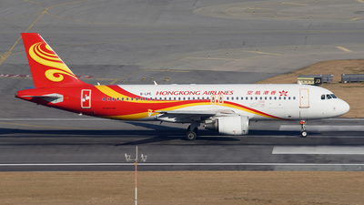 B-LPE - Airbus A320-214 - Hong Kong Airlines