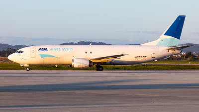 HA-KAD - Boeing 737-4Y0(SF) - ASL Airlines