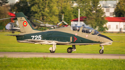 725 - IAR-99 Soim - Romania - Air Force
