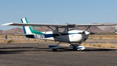 A picture of N6174G - Cessna 150K - [15071674] - © HAOFENG YU