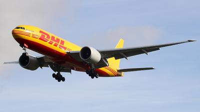 D-AALL - Boeing 777-FBT - DHL (AeroLogic)