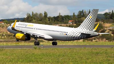 EC-MFM - Airbus A320-232 - Vueling