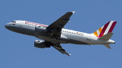 D-AKNG - Airbus A319-112 - Germanwings