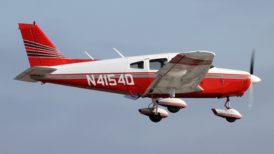 N4154Q - Piper PA-28-151 Cherokee Warrior - Private