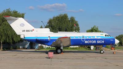 UR-88310 - Yakovlev Yak-40 - Motor Sich Airlines