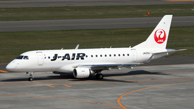 JA225J - Embraer 170-100STD - J-Air