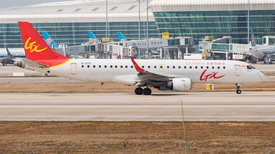B-3179 - Embraer 190-100LR - GX Airlines