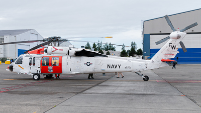 165758 - Sikorsky MH-60S Knighthawk - United States - US Navy (USN)