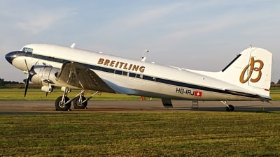 HB-IRJ - Douglas DC-3A - Super Constellation Flyers Association