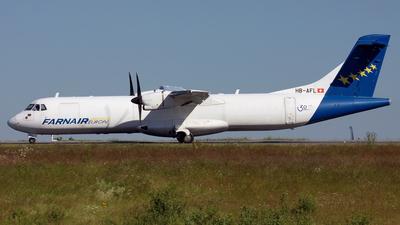A picture of HBAFL - ATR 72202(F) - [0222] - © Marcus Klockner
