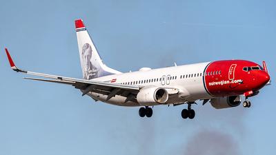 SE-RPB - Boeing 737-8JP - Norwegian