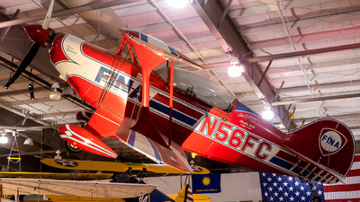 N56FC - Pitts S-2B Special - Private