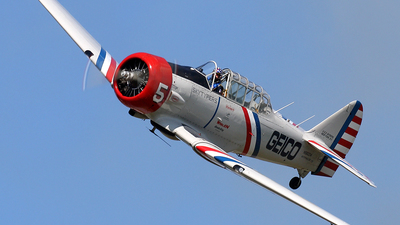 N58224 - North American AT-6 Texan - Private