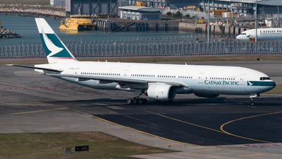 A picture of BHND - Boeing 777267 - [27264] - © Ryan Leung