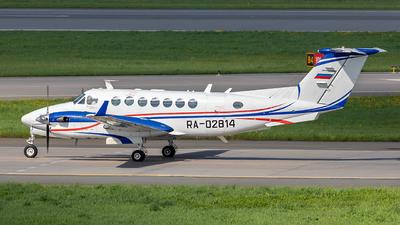 A picture of RA02814 - Beech 300 Super King Air 350 -  - © Sardor Durumov